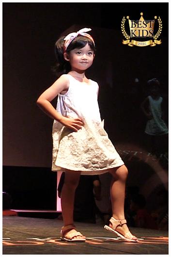 イクミちゃん(5歳)