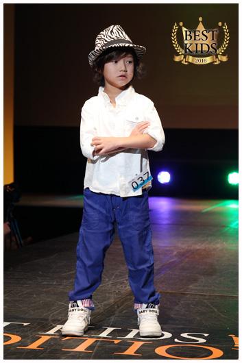 ヒュウガくん(6歳)