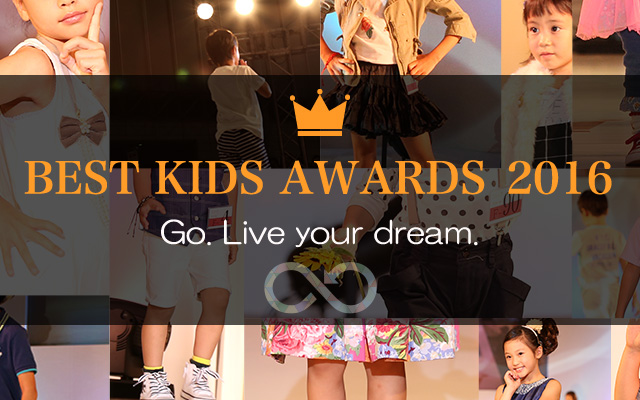 BEST KIDS AWARDS 2016 Go , live your dream!