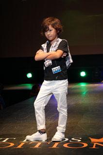 ユウトくん(8歳)