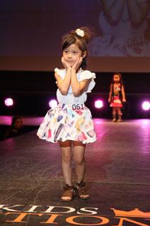 リナちゃん(5歳)