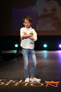 タイセイくん(6歳)
