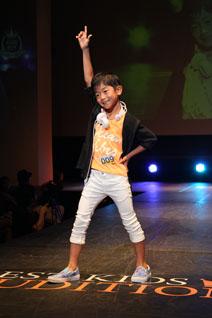 ナギトくん(7歳)