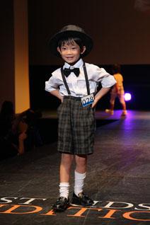 ジュンくん(5歳)