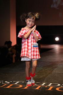 ルミカちゃん(5歳)
