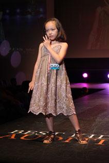 ミレイエリーザベットちゃん(8歳)