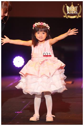 セリナちゃん(2歳)