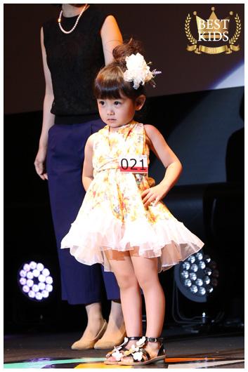 ミオリちゃん(3歳)