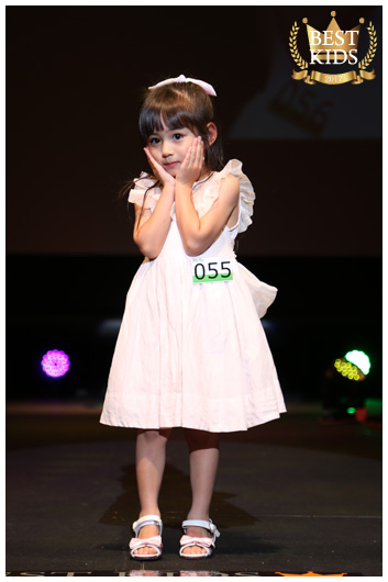 ミイナちゃん(4歳)