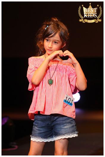 サヤちゃん(5歳)