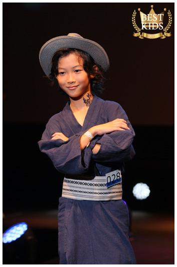オウカくん(8歳)