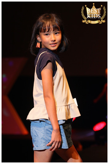 サラリちゃん(9歳)