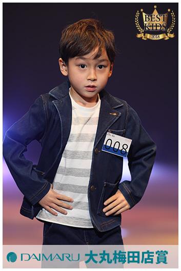 ソウアくん(5歳)