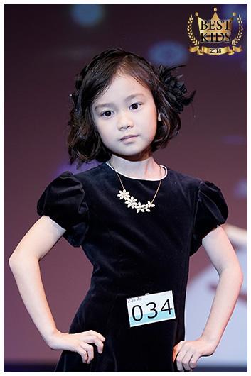 ミサキちゃん(8歳)