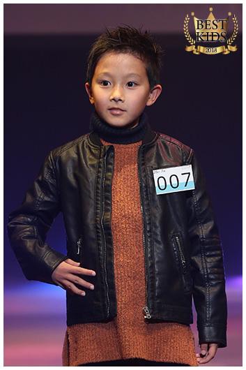 ユウマくん(8歳)