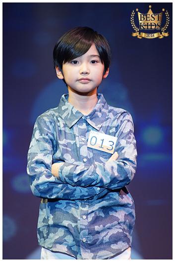 ハルマくん(8歳)