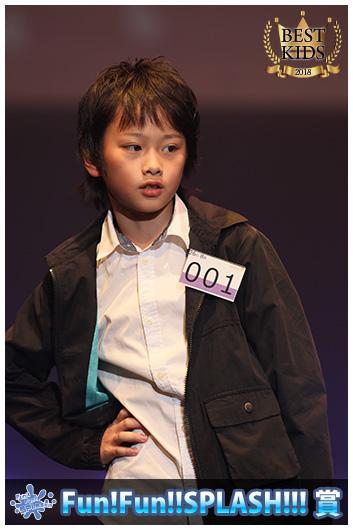 ギンガくん(9歳)