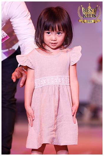 エミリちゃん(3歳)