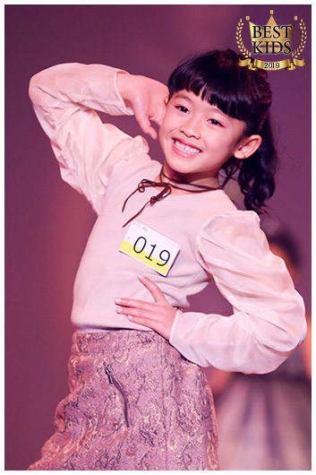 ジュンナちゃん(7歳)