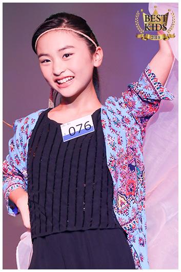リナちゃん(10歳)
