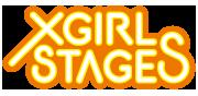協賛企業 x-girl stages