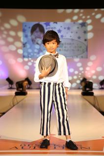 カズマくん(7歳)