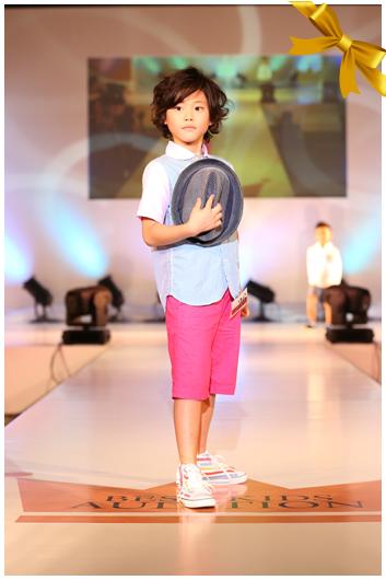 ソウラくん(8歳)