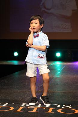 シュンくん(5歳)