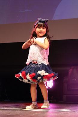 ミヅキちゃん(5歳)