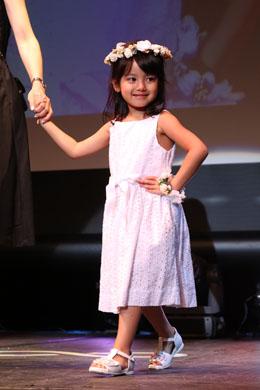 アンナちゃん(4歳)