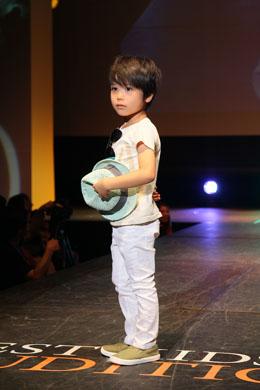 ユウヒくん(5歳)