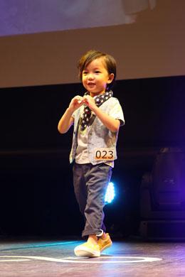 タイキくん(5歳)