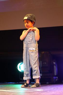 カモンくん(4歳)