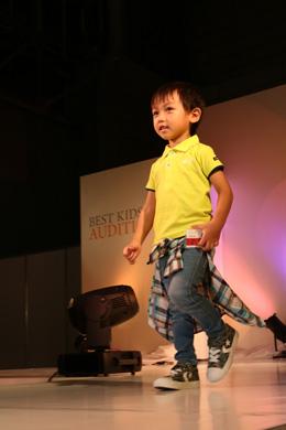 ヒデトくん(5歳)