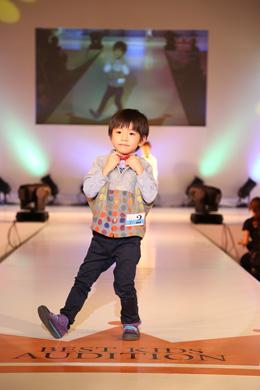 リョウくん(5歳)