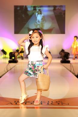 ジュンナちゃん(5歳)