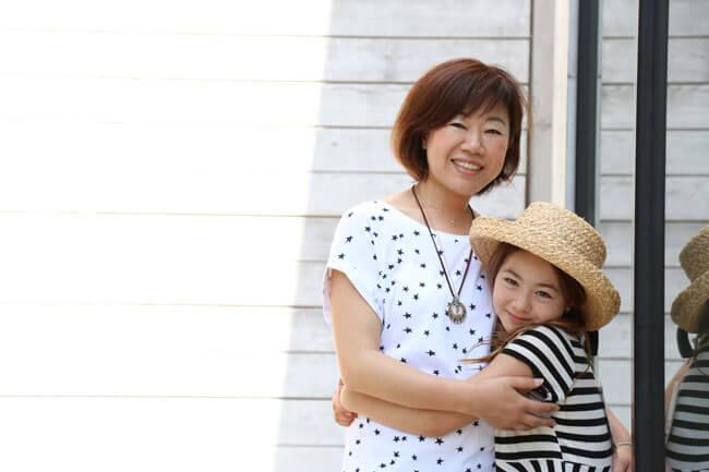 ママズボイス:カイリーちゃん&ママ