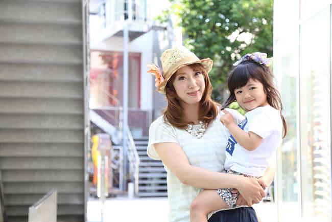 ママズボイス:リンカちゃん&ママ