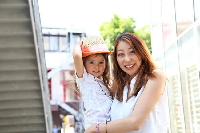 ママズボイス:セレナちゃん&ママ