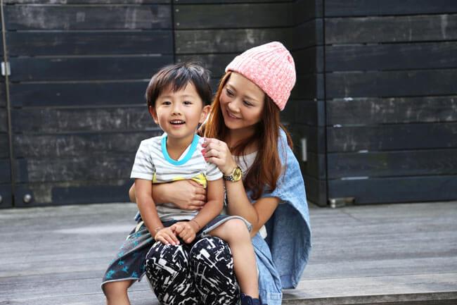 ママズボイス:アサヒくん&ママ