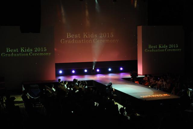 BEST KIDS 2015 卒業式