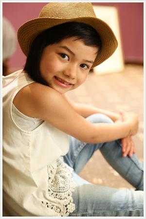 ベストキッズベストキッズ2016のアユミちゃん