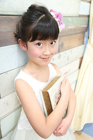 ベストキッズベストキッズ出身活躍モデルのニコちゃん
