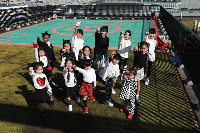 Creative Kids Theater 第1弾ダンスムービーオーディション撮影レポート