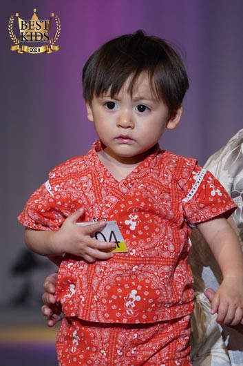 レンくん(1歳)