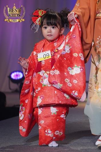 カナちゃん(2歳)