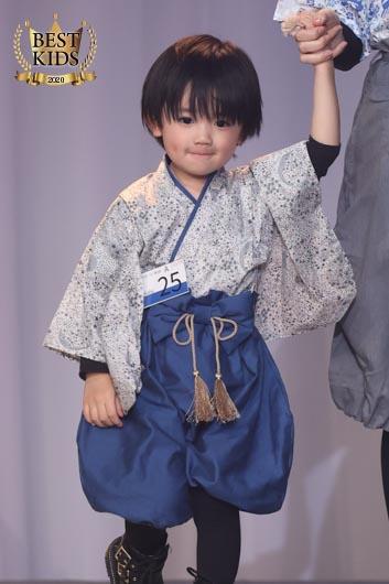 ハルくん(3歳)