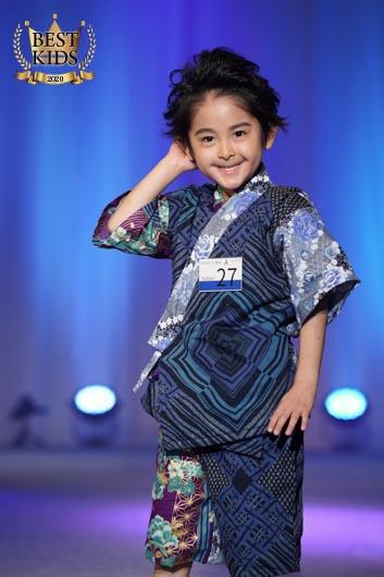 ユズキくん(5歳)