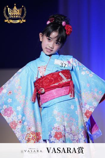 カホちゃん(7歳)