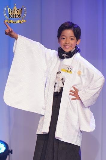 アキトくん(7歳)